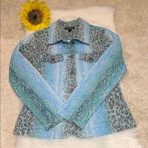 Mahtani embroidered Jacket